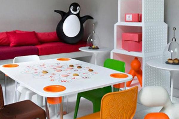 Bella Proporzione - Mobiliario de Oficina en Valladolid - Colectividades - Mobiliario para guarderías