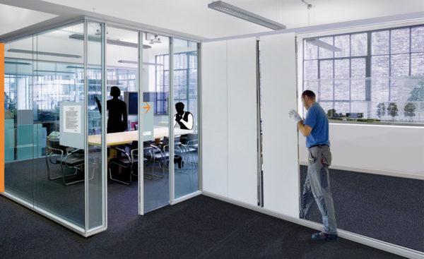 Bella Proporzione - Mobiliario de Oficina en Valladolid - Mamparas de Oficina