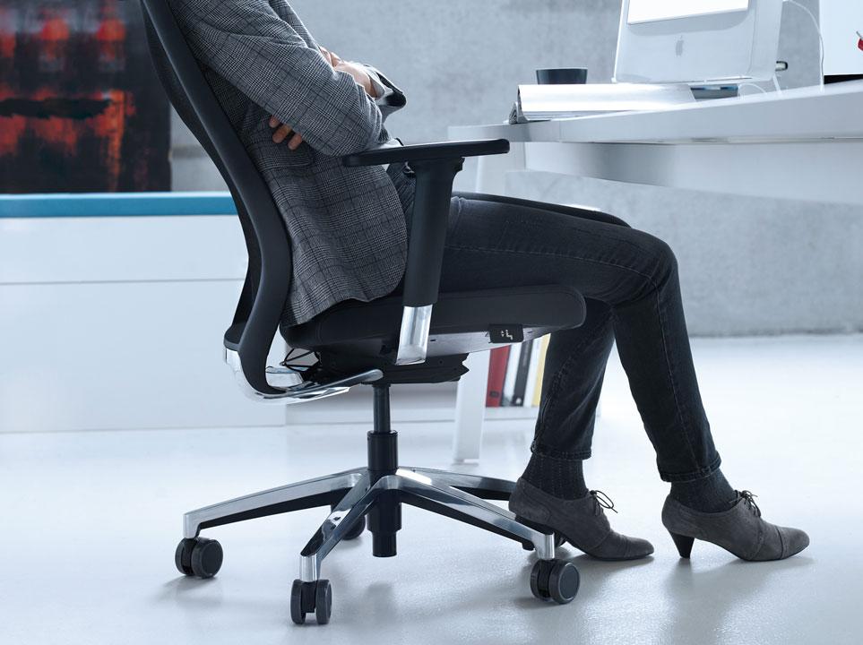 Bella Proporzione - sillas ergonómicas para su oficina en Valladolid.