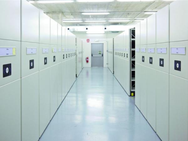 Bella Proporzione - Mobiliario de Oficina en Valladolid - Archivos Rodantes
