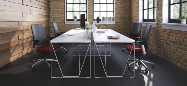 Bella Proporzione - Mobiliario de Oficina en Valladolid - Mesa de Oficina Let's Work de Forma5