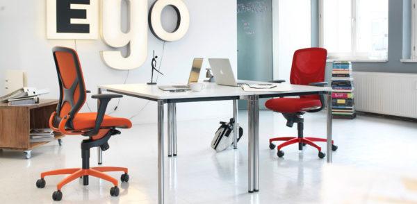 Bella Proporzione - Mobiliario de Oficina en Valladolid - Sillón In