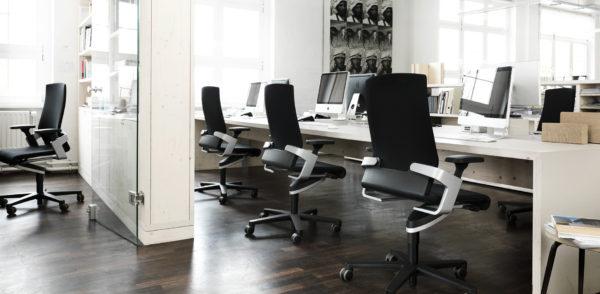 Bella Proporzione - Mobiliario de Oficina en Valladolid - Sillón On