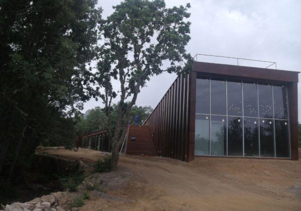 Refugio de Cazadores en Las Batuecas